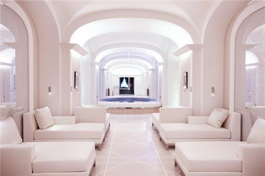 La salle de relaxation le spa dior du plaza ath n e vous for Salle de relaxation