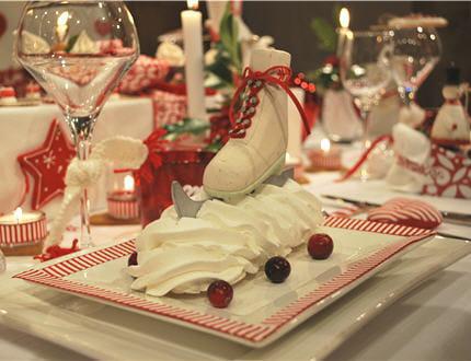 L 39 assiette de pr sentation cr er une table scandinave for Assiette de decoration