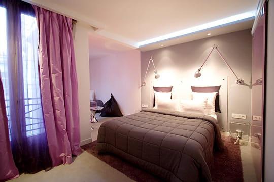 La peinture des chambres peinture chambre de b b erreur - Chambre toute rose ...