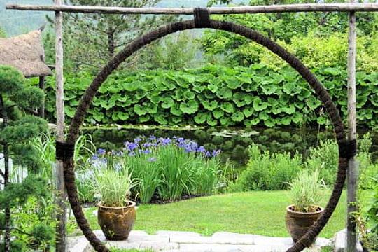 La porte bonheur le jardin de vos r ves journal des femmes - Cactus porte bonheur ...