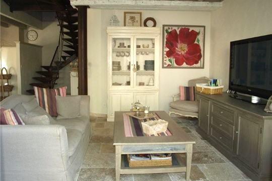 Votre maison de pr f r e du second semestre 2008 votre for Maison de campagne decoration interieur