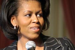 micelle obama a joué un rôle dès le début de la carrière politique de barack.
