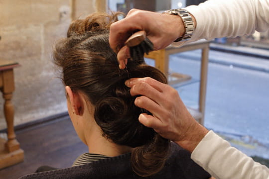 Pin degrade espagnol wallpapers real madrid on pinterest - Faire un chignon ...