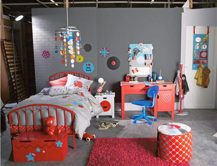 am nager une chambre d 39 enfant comment am nager une chambre d 39 enfant journal des femmes. Black Bedroom Furniture Sets. Home Design Ideas