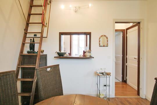 la salle manger avant home staging journal des femmes. Black Bedroom Furniture Sets. Home Design Ideas