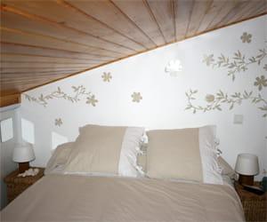 un endroit synonyme de calme et de d tente visitez la maison de fanny journal des femmes. Black Bedroom Furniture Sets. Home Design Ideas