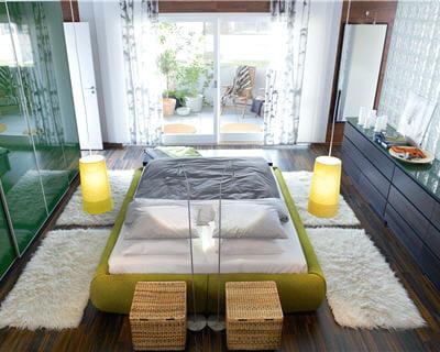pour faire original 20 chambres pour de douces nuits. Black Bedroom Furniture Sets. Home Design Ideas