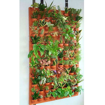 D coration v g tale int rieur on pinterest vertical gardens deco and ikea - Mur vegetal interieur ikea ...