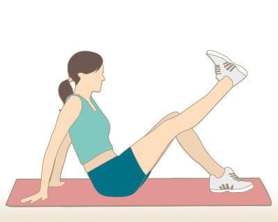 flexion et extension de la jambe 10 exercices pour s 39 affiner les jambes journal des femmes. Black Bedroom Furniture Sets. Home Design Ideas