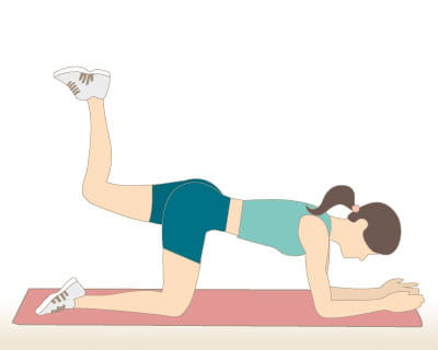A genoux 10 exercices pour s 39 affiner les jambes for Exercices pour interieur des cuisses