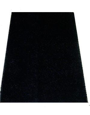 Sol moelleux un salon noir et blanc moins de 350 euros journal des femmes - Leroy merlin tapis shaggy ...
