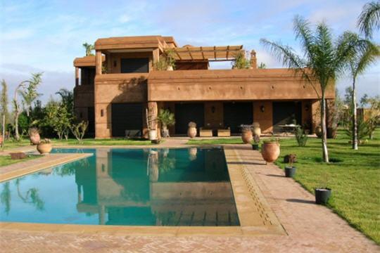 La splendeur du maroc for Decoration maison au maroc
