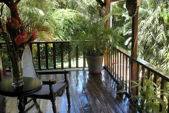 Un petit coin de jardin au balcon les plus beaux balcons des lecteurs journal des femmes - Jardin au balcon ...