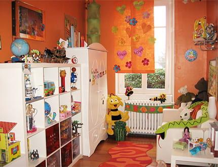 une salle de jeux vitamin e la maison de sophie m journal des femmes. Black Bedroom Furniture Sets. Home Design Ideas