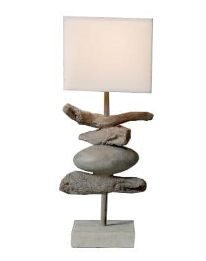 Une lueur dans la nuit la d co prend le large journal for Lampe de table de nuit