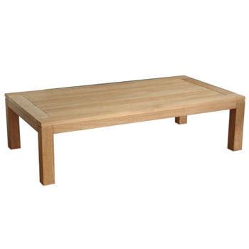 Une table basse pour les petites pauses le bois pour un jardin chaleureux et naturel for Decaper une table de jardin en bois