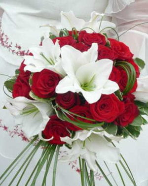 bouquet on pinterest bouquets mariage and rouge. Black Bedroom Furniture Sets. Home Design Ideas