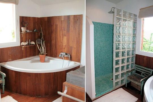 Une salle de bains fonctionnelle une maison feng shui et for Feng shui salle de bain sans fenetre