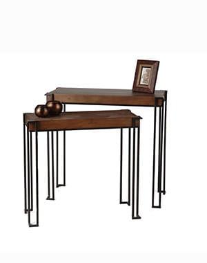 Console m tal 20 meubles moins de 150 euros journal - Consoles meubles fly ...