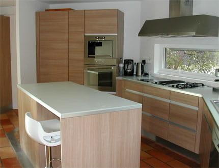 Une cuisine sur mesure visitez la maison de carine for Une cuisine sur mesure