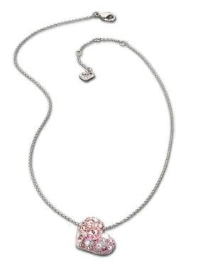 le collier de swarovki