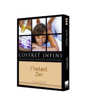 l'instant zen de coffret infini