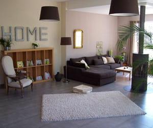 nous avons choisi des couleurs actuelles comme le beige le chocolat et le taupe. Black Bedroom Furniture Sets. Home Design Ideas
