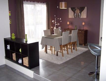 une salle manger chic visitez la maison d 39 anne pascale journal des femmes. Black Bedroom Furniture Sets. Home Design Ideas