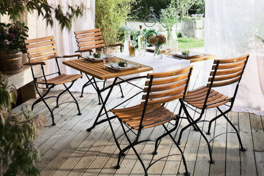 Table Salon De Jardin Super U