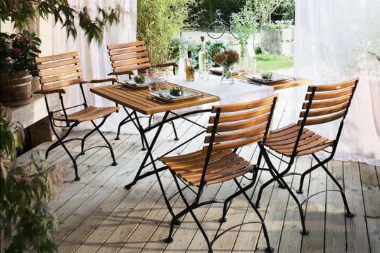 Stunning Table De Jardin Teck Super U Images - Amazing House Design ...