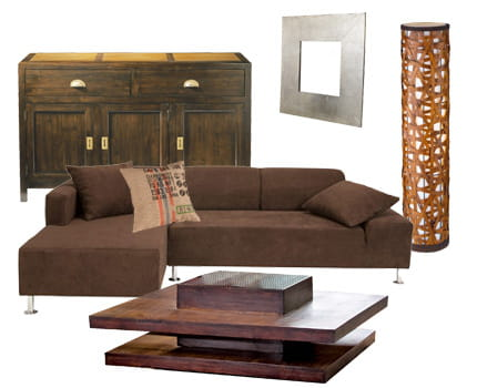 style exotique 3 canap s 9 possibilit s journal des. Black Bedroom Furniture Sets. Home Design Ideas