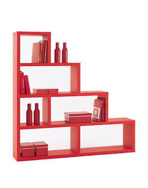 escalier d cal 15 biblioth ques pour un salon. Black Bedroom Furniture Sets. Home Design Ideas