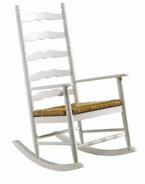 esprit d 39 poque place la d tente avec les rocking chairs journal des femmes. Black Bedroom Furniture Sets. Home Design Ideas