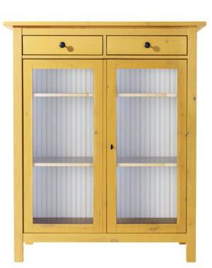Couleur soleil quand la d co d 39 t r chauffe nos int rieurs journal des femmes - Ikea armoire a linge ...