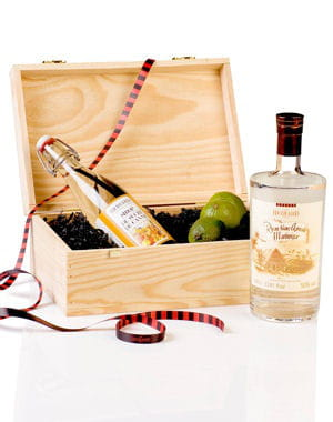 coffret cocktail de hédiard