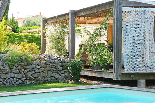 ma cabane sur l 39 eau d co pur e dans une maison fa on. Black Bedroom Furniture Sets. Home Design Ideas