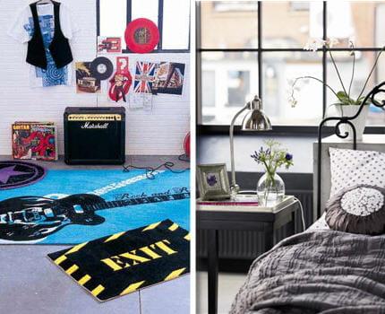 Chambre ado decoration chambre maison idee deco 2012 for Deco pour chambre ado