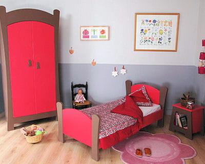 look bicolore des chambres d 39 enfant pleines de vie journal des femmes. Black Bedroom Furniture Sets. Home Design Ideas