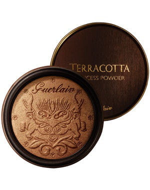 terracotta princess powder de guerlain