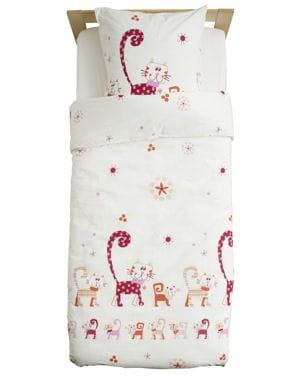 r ve de chat 20 parures de lit pour enfants journal. Black Bedroom Furniture Sets. Home Design Ideas