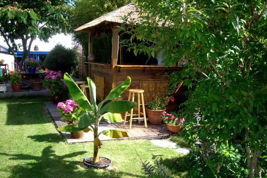 un jardin exotique les jardins de lecteurs f tent l 39 t journal des femmes. Black Bedroom Furniture Sets. Home Design Ideas