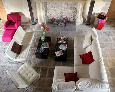 le salon une pi ce privil gi e les femmes et la d co journal des femmes. Black Bedroom Furniture Sets. Home Design Ideas