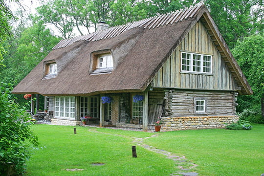 Ma maison sur la baltique - Maison rustique yellowstone traditions ...