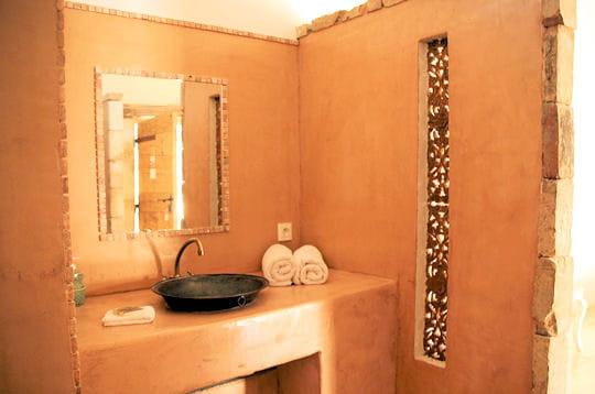 Decoration Cuisine Kitea : Tendance tadelakt  25 salles de bains de décorateurs  Journal des