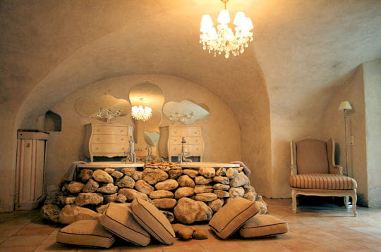 Variations romantiques for Chambre insolite