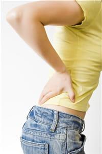 une mauvaise posture ou un mouvement inhabituel peuvent entraîner des douleurs