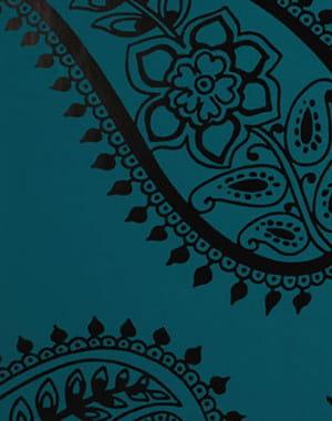 Deco papier peint zebre saint pierre tarif moyen artisan for Chantemur beziers