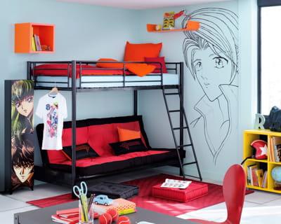 Mangattitude mezzanine gain de place assur journal des femmes - Lit mezzanine enfant fly ...