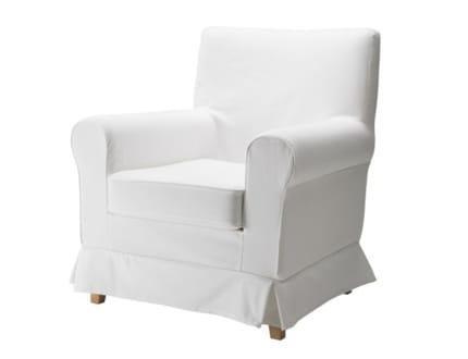 Un fauteuil tr s cosy avant apr s un s jour convivial et tendance journal des femmes for Fauteuil d accueil ikea calais
