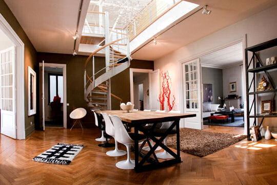 esprit vintage 30 salles manger de d corateurs. Black Bedroom Furniture Sets. Home Design Ideas